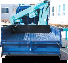 [ATOM Mini 070 truck crane] Truck mounted aerial work platform and crane
