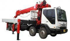 [ATOM 2016 truck crane] Korean 20 ton lorry crane truck