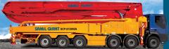 SCP-676RZ (samil concrete pump car)