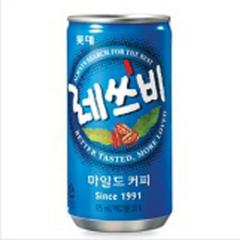 Can Coffee, Instant Coffee, Made in Korea, Korea