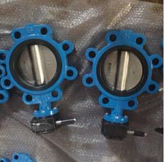 Ductile Cast Iron Butterfly Valve, DN150, PN25