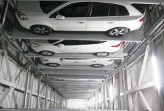Automated Car Parking System - Tower Parking