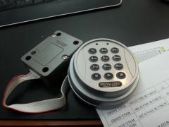 System locks for safes