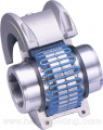 TH형 그리드 카플링 / TH type taper grid coupling / Horizontal type taper grid coupling