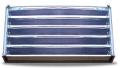 고효율 비대칭 모인 태양열 집열기 / Bifacial compound parabolic concentrator
