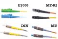 Fiber Optic Patch Cords & Patch Cables