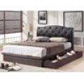 침대, 브론즈 DF5900 멀티수납평상형침대[7존독립스프링, 퀸(Q)]