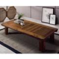 테이블, 친환경 소나무 통짜 원목 테이블