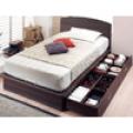 침대, 765 빅와이드 멀티서랍 침대[독립스프링, 슈퍼싱글(SS)]