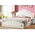 침대, 그래머 하이베드 GHB-1017 로맨틱 클래식 평상침대[매트별도, 퀸(Q)]