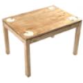 우드 테이블, 라메종 우드테이블
