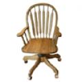 의자, 윈저 오피스체어(브라운)