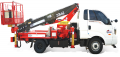 ATOM 200 Truck Mounted Aerial Work Platform