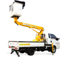 ATOM 105S Korean Truck Mounted Aerial Work Platform